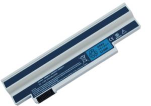 Acer Aspire One 532H 2200mAh 24.4Wh Li-Ion 10.8V balta