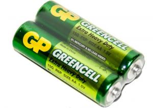 Bateria R6 GP Battery Greencell 1.5V AA MN1500 S2